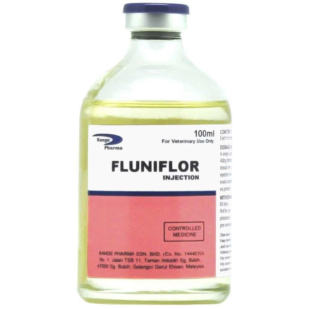 Florfenicol and Flunixin injection