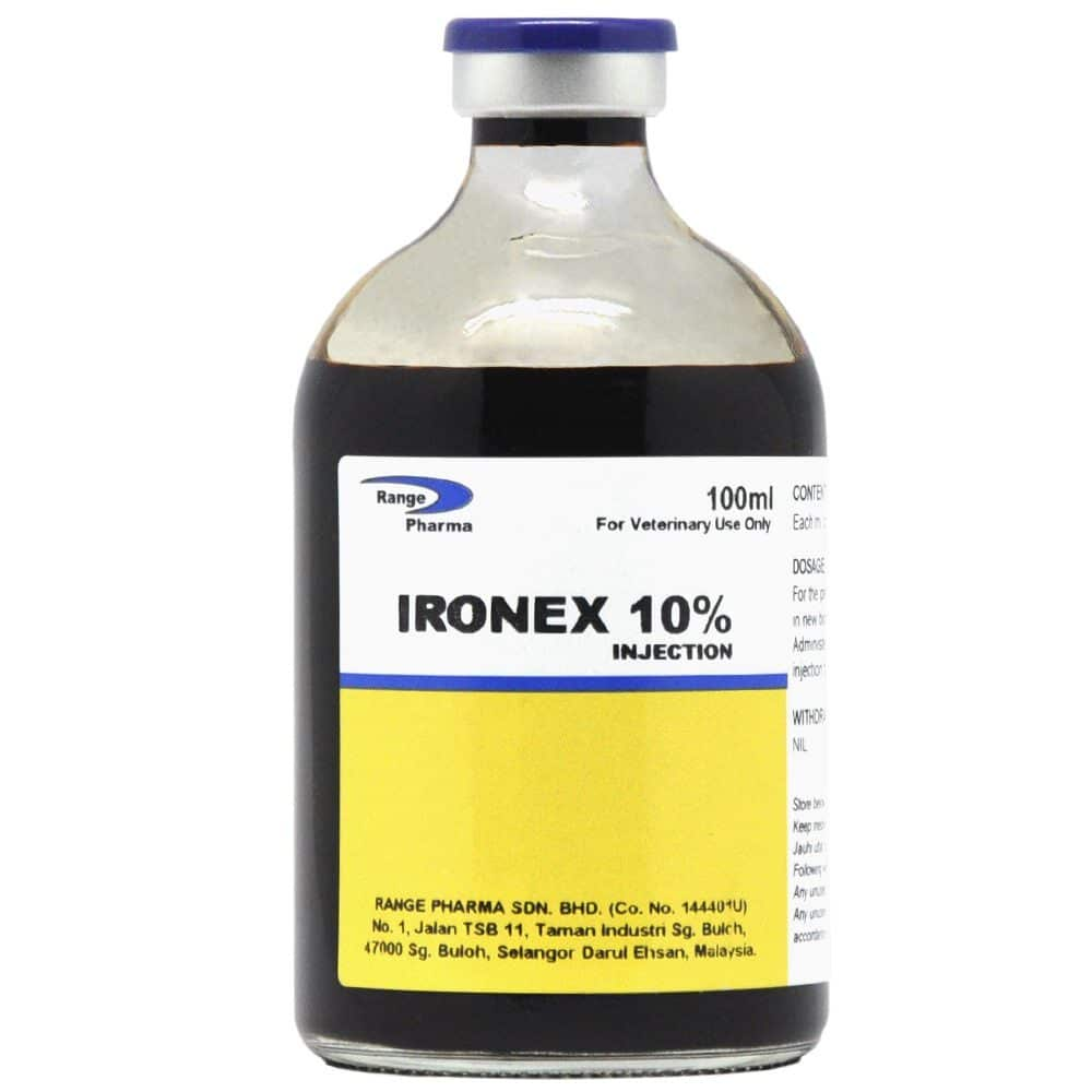 Iron Dextran 10% Injection