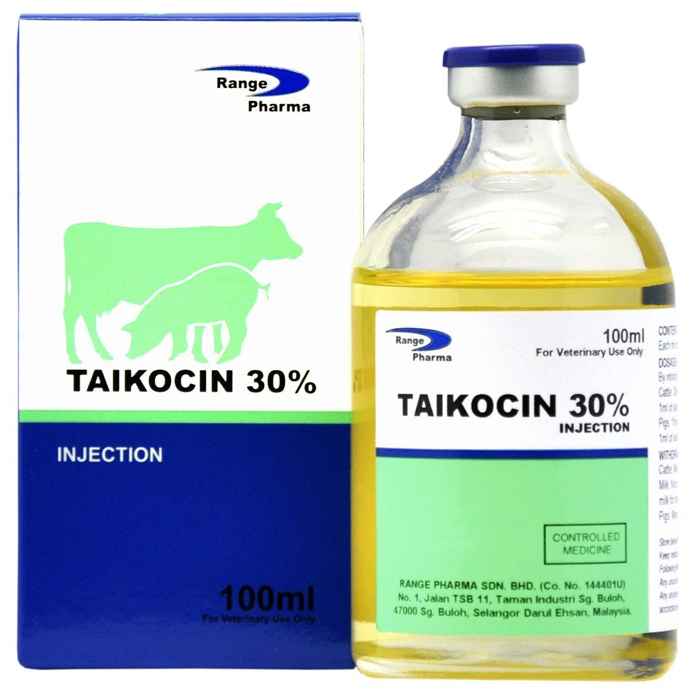 Florfenicol 300mg/ml injection