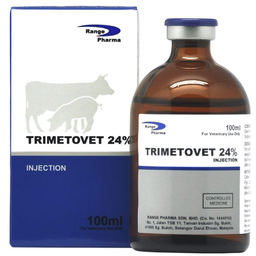 Trimethoprim and Sulphadiazine Injection